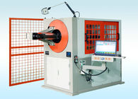 چین Customized Shape Wire Forming Equipment , Compression Spring Coiling Machine کارخانه