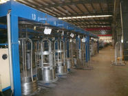 Iron And Steel Material Wire And Cable Take Up Machine For Cable Production Process