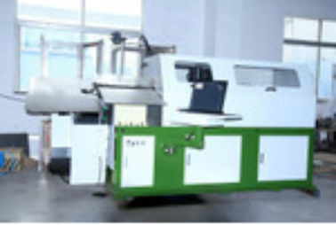 4KW Carbon Steel Wire Bending Equipment , High Speed Steel Rod Bending Machine