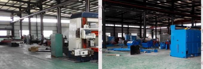 0.75mm Electronic Vertical Wire Drawing Machine For Iron Material 37 - 45kw